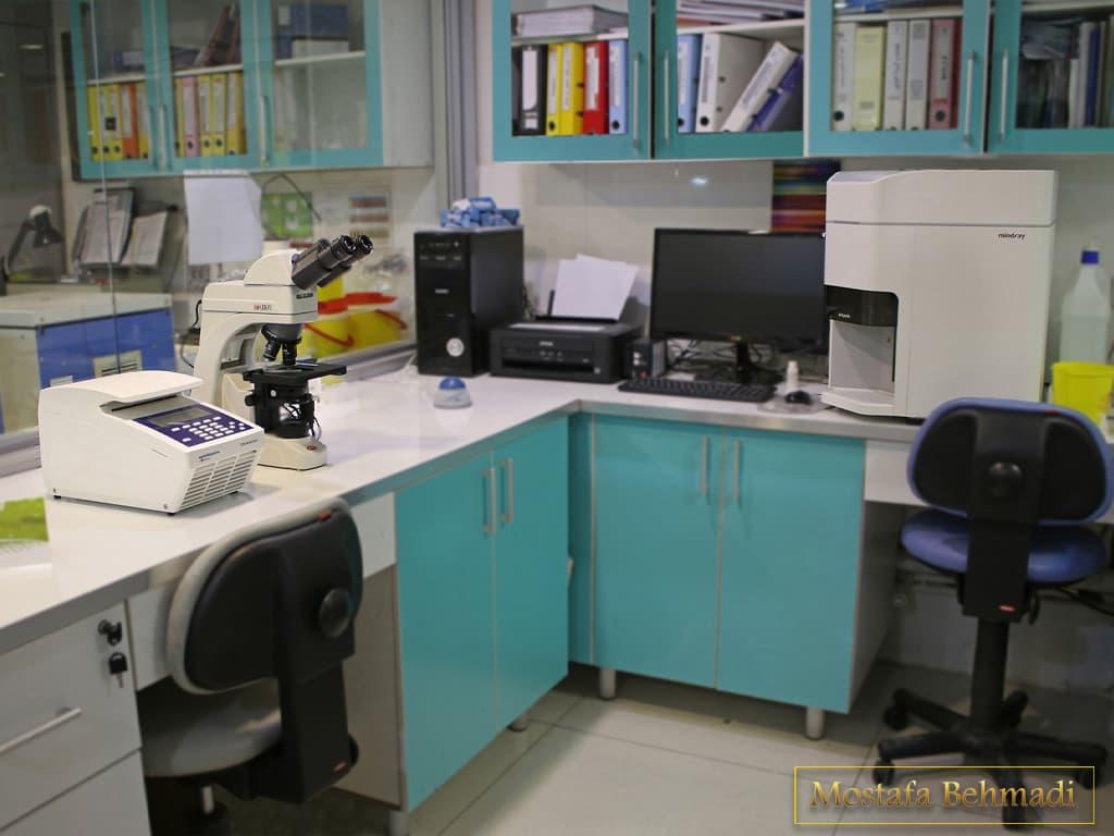 آزمایشگاه پارسیان
