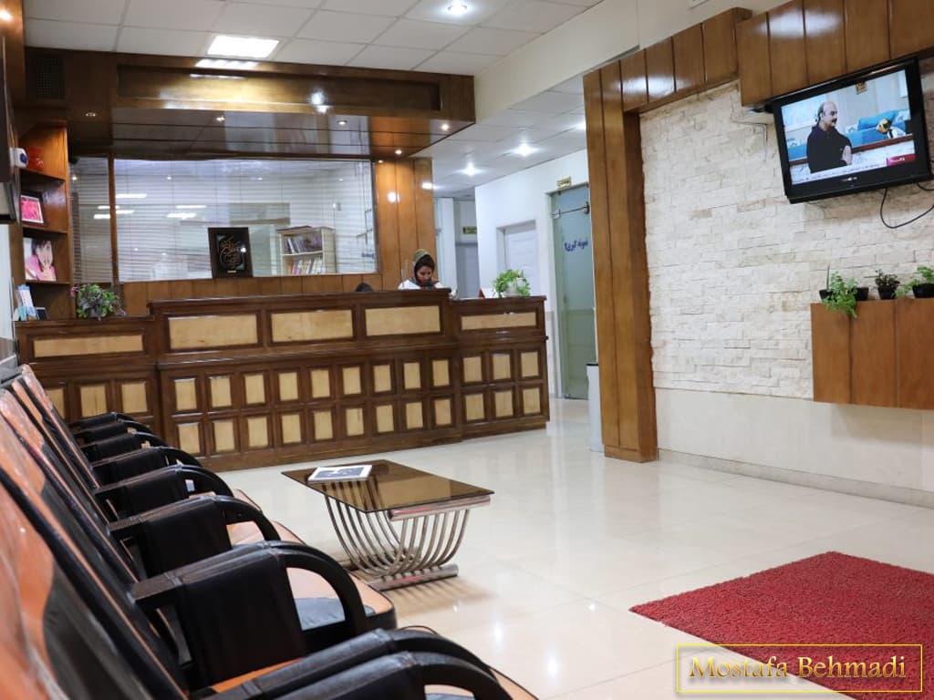 آزمایشگاه دانش مشهد