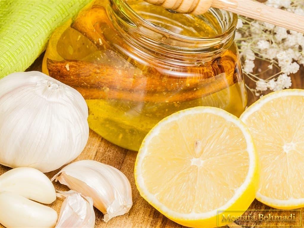 درمان سرطان با سیر و لیمو