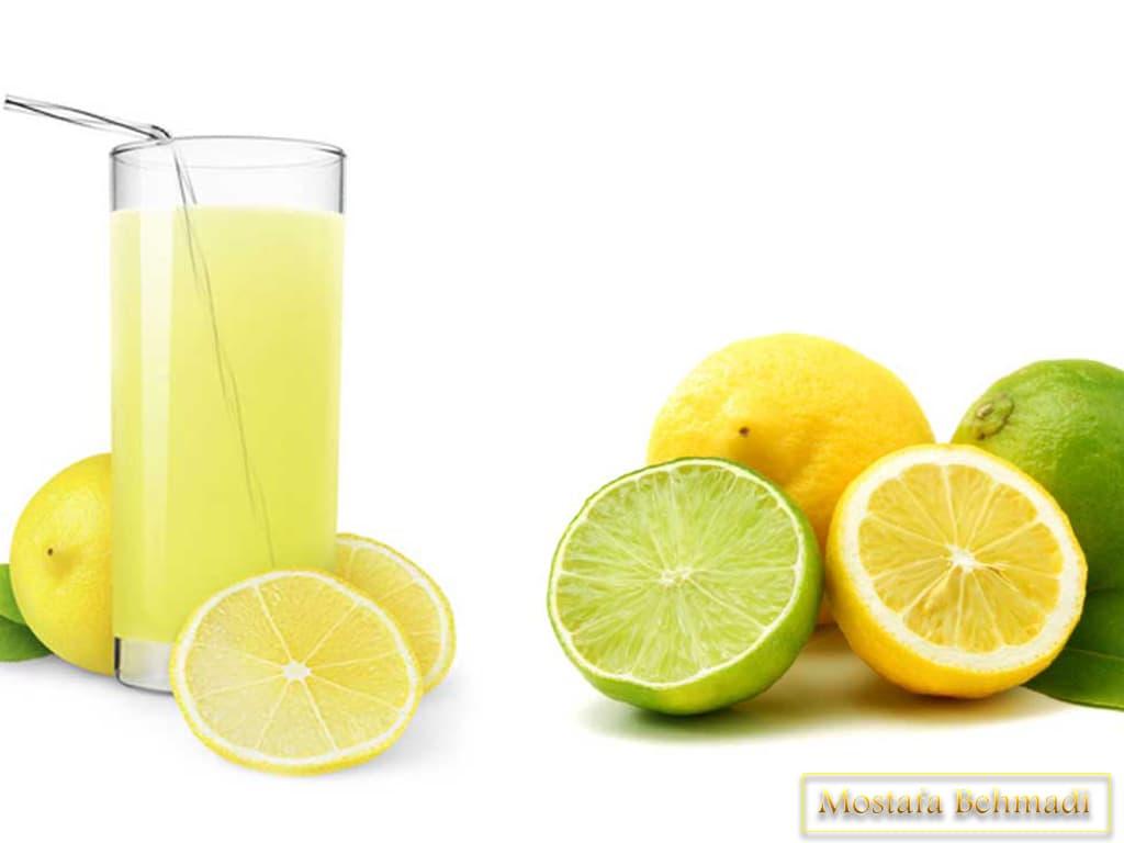 سیر و لیمو